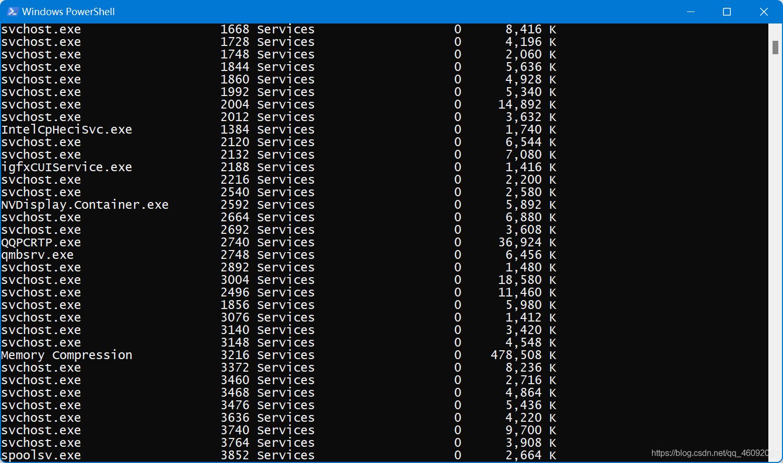 (转载)Windows CMD常用命令大全(值得收藏)