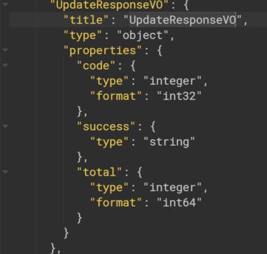 关于导入swagger v3项目问题