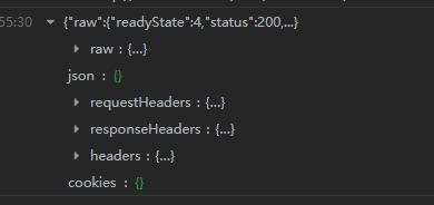响应结果(xml)如何存入变量?