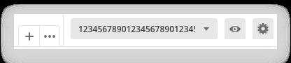 MAC 环境下拉框展示当前环境名称太短
