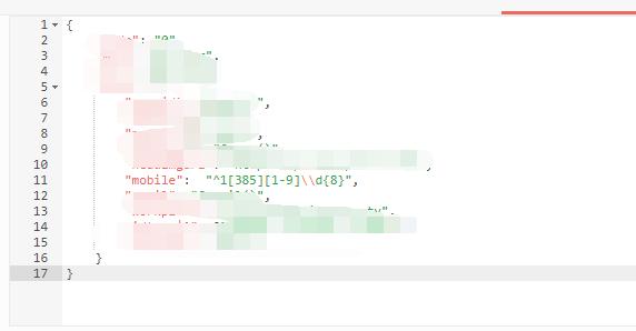 mock数据json格式返回参数怎么随机生成手机号呢
