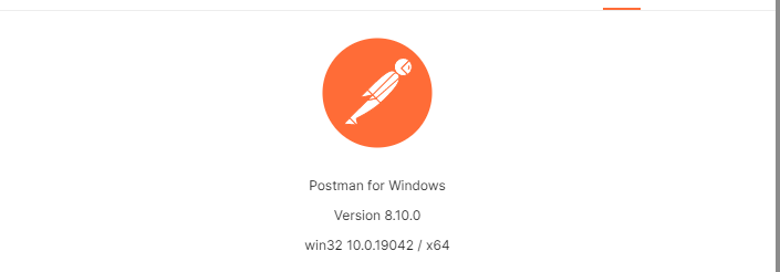 postman 8.10版本导入失败